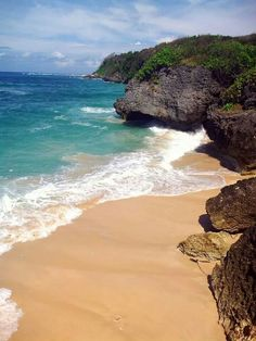 Geger Beach, Sawangan Nusa dua, Bali, Indonesia