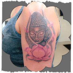 Boeddha tattoo
