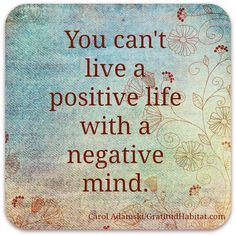 Looking for the positive and grateful. Visit us at: www.GratitudeHabitat.com #positive-life #life-quote