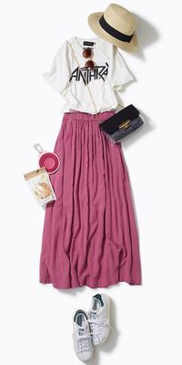 Want these work korean fashion Modest Outfits, Modest Fashion, Skirt Fashion, Chic Outfits, Hijab Fashion, Fashion Outfits, Fashion Mode, Look Fashion, Daily Fashion