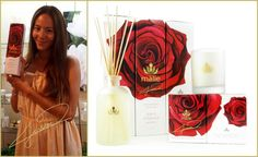 Malie's Jessica Michibata Signature Line, Jasmine Rose: Aloha! I'm inviting you on a sweet escape to a tropical wonderland! Malie always brings the best of Hawaii into your home Wherever I go and whatever I do, the smell of Jasmine Rose takes me away to the endless beaches, gentle breezes, and warm blue waters of Hawaii. I hope you enjoy it as much as I do. Love & Peace, Jessica