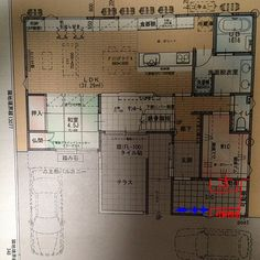 の鉄骨階段/土間/家事動線/部屋全体/間取り1F/スケルトン階段…などについてのインテリア実例を紹介。「何度眺めても飽きない。ワクワクするなー♡」(この写真は 2016-01-02 11:07:26 に共有されました)