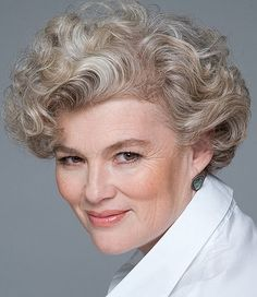 Gorgeous Short Curly Hairstyles for Women Over Short Curly Cuts for Women Over 60 to Get Special Short Curly Hairstyles for Women Over 60 Short Wavy Hairstyles For Women, Short Hairstyles Over 50, Short Hair Cuts, Cool Hairstyles, Bride Hairstyles, Long Curly Hair, Curly Hair Styles, Silver Grey Hair, Gray Hair