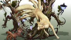Realistic Pokémon Artist Teases Us With Ninetales - News - www.GameInformer.com