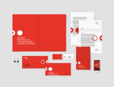 Personal identity - [BRAND DESIGN] by Andrea Mastroluca, via Behance