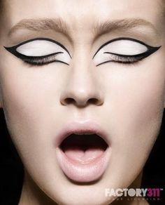 Eyeliner Art