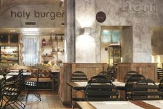 Ham Holy Burger - Milan (via Palermo, 15) www.hamholyburger.com