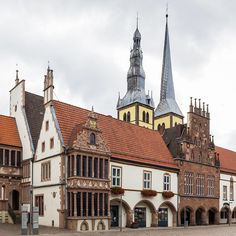 """Lemgo is a nice medieval city in the north-west of Germany, in the """"Ostwestfalen-Lippe"""" region. Its historical buildings and churches belong to the most beautiful ones all over Germany."""