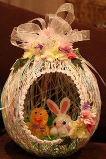 Designing with Deidre: Easter Egg Craft