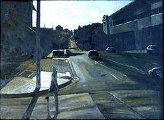 popgoesred: Hadyn Wilson Raglan St, Manly (Looking West)