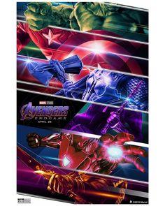 All images: Marvel Marvel has released several new posters for Avengers: Endgame . Marvel Avengers, Marvel Comics, Avengers Cast, Marvel Fan, Marvel Memes, Marvel Phase 3, Poster Marvel, Avengers Poster, Marshmello Wallpapers