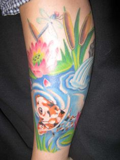 holly 39 s koi pond tattoos tattoos koi fish tattoo