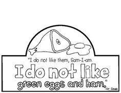 Bird On A Cake Green Eggs And Ham Cupcakes Free Template To Make