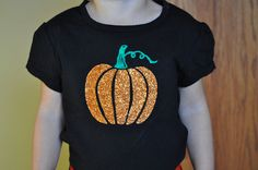 DIY Halloween t-shirt design using freezer paper...