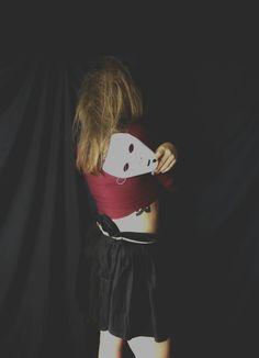 #art #mask  black and nothing :)