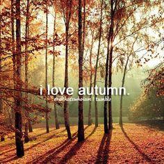 I  Autumn