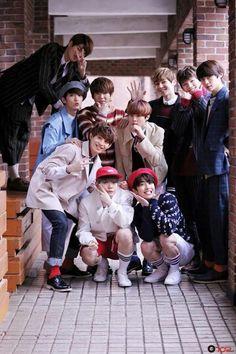❤ #up10tion #wooshin #hwanhee #bitto #kuhn #jinhoo #wei #kogyeol #sunyoul #xiao #gyujin