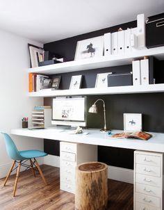 Como crear nuestra propia zona de trabajo en casa. ::  IMADDE INSENIA