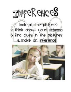 FREE inferring with pictures- totally need this for this week! Yessss.