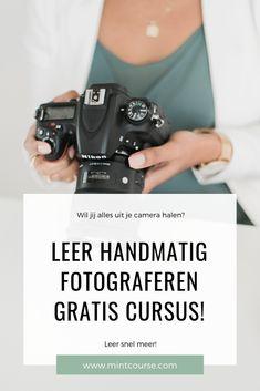 Fotografie tips om handmatig te fotograferen