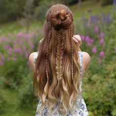 Super Thickest Long Hair Rapunzels
