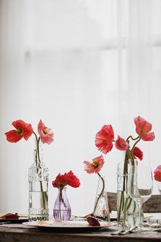 #flowers #buds #vases #tablesettings #decor