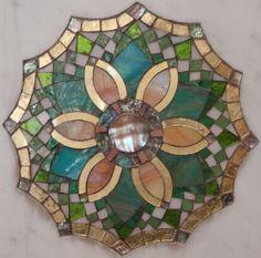 Mosaic, Chicago Cultural Center - perfect color palette