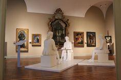Giulio Paolini al Museo Poldi Pezzoli di Milano, l'arte antica incontra il contemporaneo