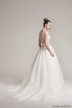 Fabulous Sottero and Midgley Fall Wedding Dresses u Am lie Bridal Collection