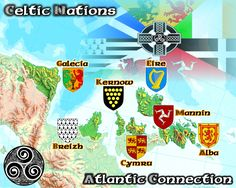 The Celtic Nations General Celtic Nations, Minerals