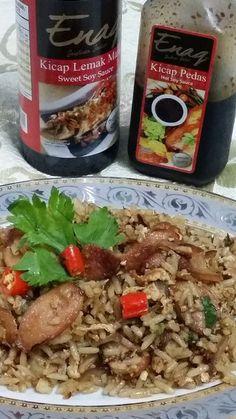 Sajian Dapur Bonda Resepi Enaq Nasi Goreng Kicap