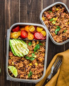 instant pot mexican quinoa recipe image Herb Recipes, Lunch Recipes, Mexican Food Recipes, Ethnic Recipes, Rice Cooker, Slow Cooker, Mexican Quinoa, Quinoa Recipe, Lunch Menu