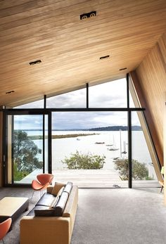 Beach house / New Zealand