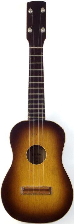 My sunburst John Grey Standard #LardysUkuleleOfTheDay #Ukulele ~ https://www.pinterest.com/lardyfatboy/lardys-ukulele-of-the-day/ ~
