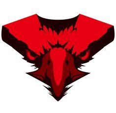 Doubutsu Sentai Zyuohger Zyuoh Eagle Logo Color by raidenzein.deviantart.com on @DeviantArt