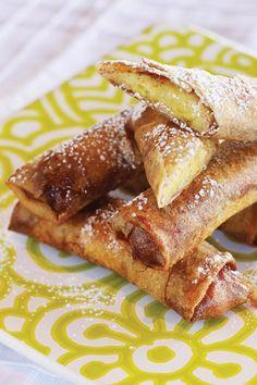 Mahalo to Chef Tylun Pang for this yummy recipe for banana lumpia using Maui-grown apple bananas.