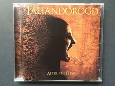 Taliandorogd CD After the Flesh EP 2015 Dirk Verbeuren French Death Metal Import