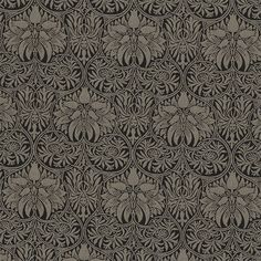 The Original Morris & Co - Arts and crafts, fabrics and wallpaper designs by William Morris & Company | Products | British/UK Fabrics and Wallpapers | Crown Imperial (DM6W230292) | Archive Weaves
