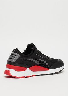 online store 3c06d 65bff Puma RS-0 Play puma black high risk red puma white