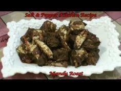 Njandu Roast / Crab Roast