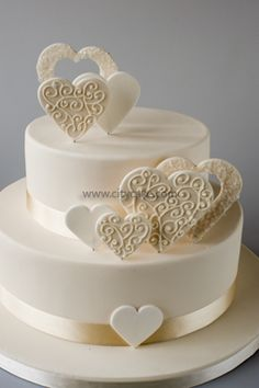 Elegant Wedding Cakes Auckland