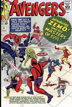 Avengers comic book Zemo-Captain America-thor-iron Man for Like the Avengers comic book Zemo-Captain America-thor-iron Man? The Avengers, Avengers Comic Books, Comic Book Characters, Avengers Universe, Vintage Comic Books, Vintage Comics, Comic Books Art, Comic Art, Book Art