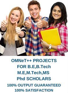 OMNET++ WIRELESS COMMUNICATION PROJECTS