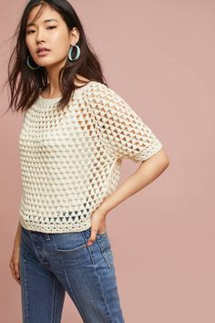 Shop the Crocheted Pullover and more Anthropologie at Anthropologie today. Read customer reviews, discover product details and more.