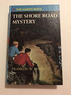 The Hardy Boys The Shore Mystery 1964  | eBay