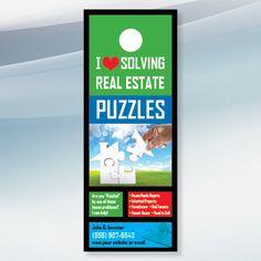 Real Estate Farming Door Hanger Templates available at PrinteBees ...