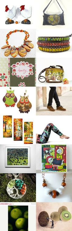 Meandering on a Monday Afternoon by Peggy on Etsy--Pinned with TreasuryPin.com
