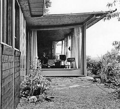 jean prouve 39 s ferembal house restored jean prouv architect pinterest jean nouvel house. Black Bedroom Furniture Sets. Home Design Ideas