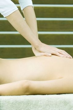 A detox massage is a good thing to add to any detox program.
