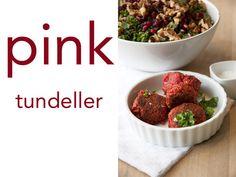 Pink Tundeller - sunde frikadeller med tun